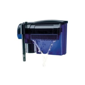 Penn Plax Cascade Hang-on Power Aquarium Filter